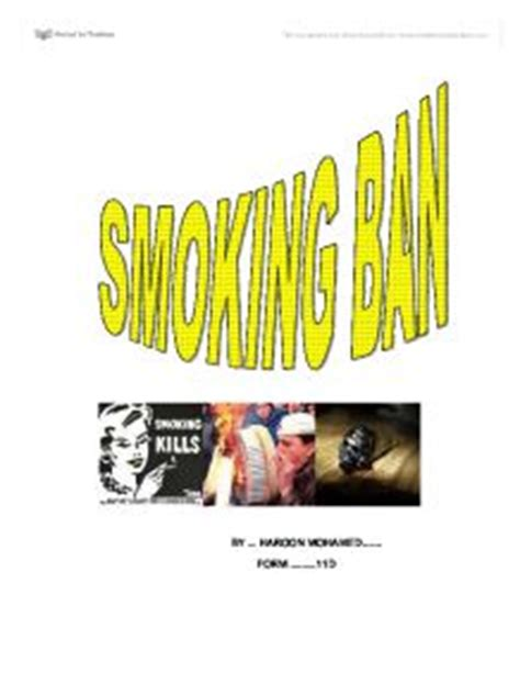 OUTLINES CAUSE AND EFFECT ESSAY: THE EFFECTS OF SMOKING